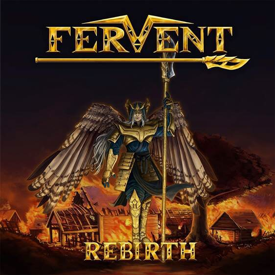 Le groupe Fervent album Rebirth
