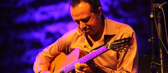 Jean-Jacques Gristi guitariste Cors de Jazz Manouche
