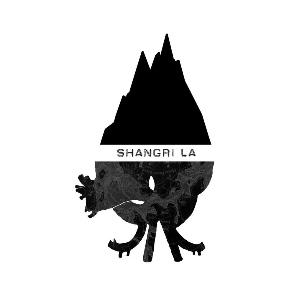 logo Shangri-la Groupe Corse Pop-Rock