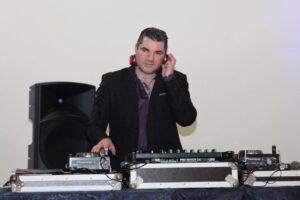Gregory Chandelier DJ Corse