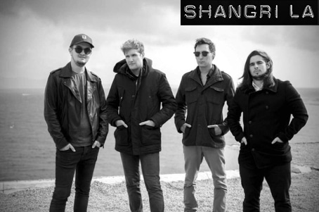 Shangri La groupe Corse Pop-Rock